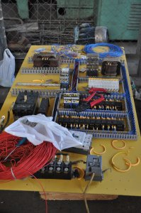 ремонт электрики станка