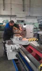 ремонт токарных станков по всей России